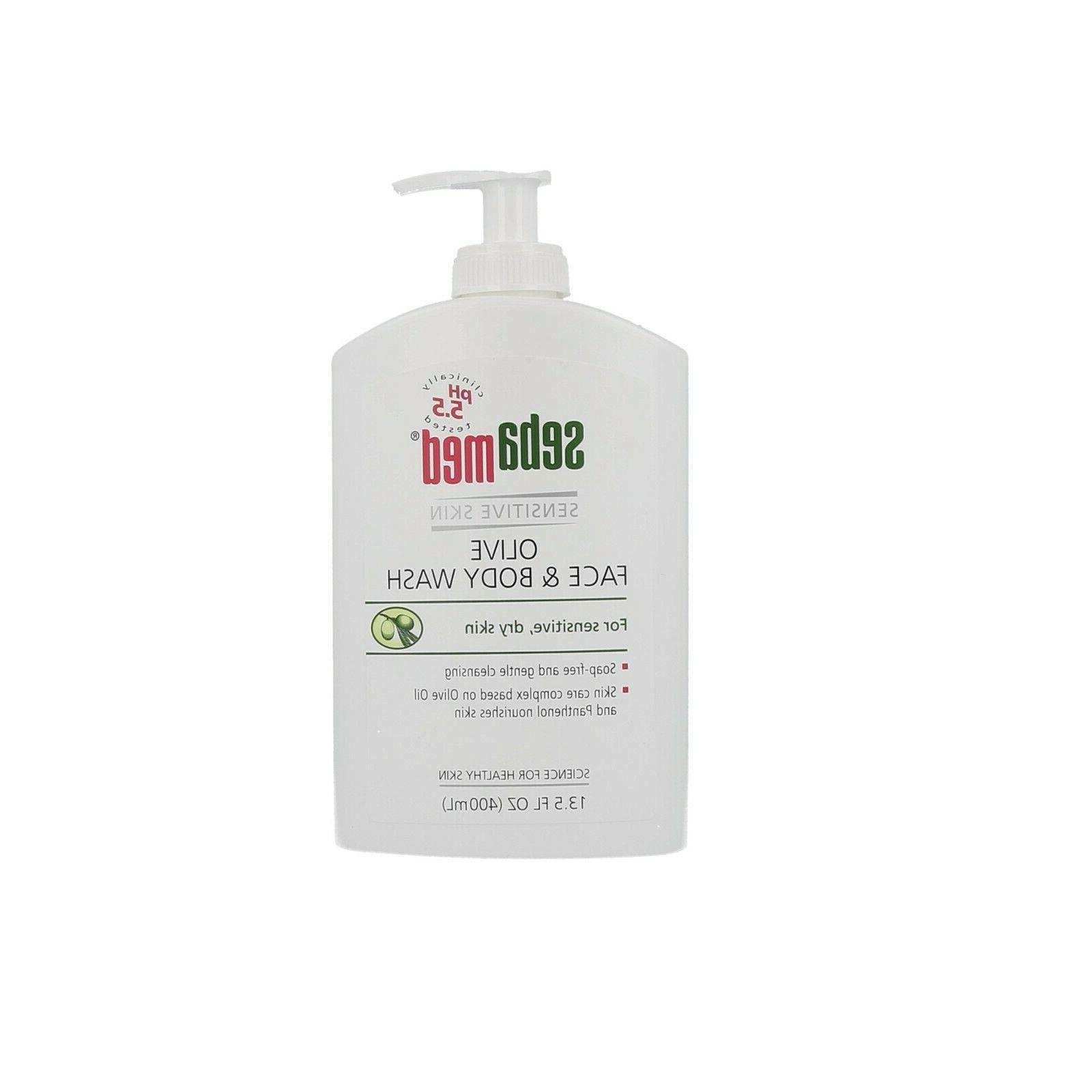 Sebamed Baby Wash - Extra Soft, 6.8-Ounce Bottle Pack of 5