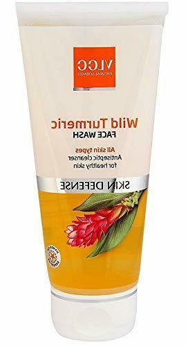 VLCC Wild Turmeric Face Wash, 80 ml