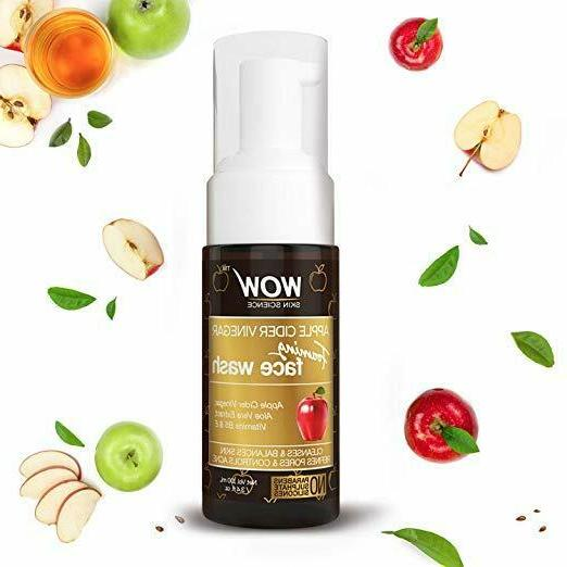WOW Face Wash - Reduce Acne For Oily Skin
