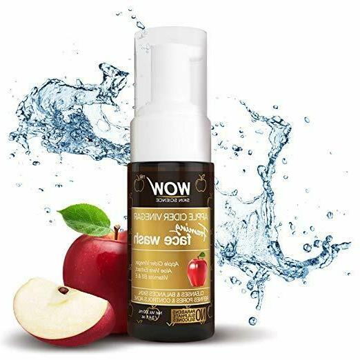 WOW Apple Vinegar Face - Acne - Oily