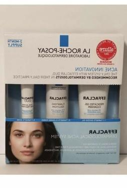 La Roche-Posay Effaclar Acne Treatment Kit Face Wash Cleanse