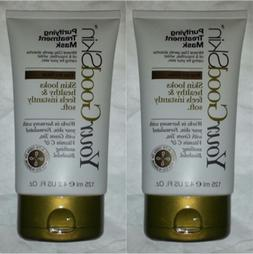 Lot of 2 YOUR GOOD SKIN Purifying Treatment Mask 125mL 4.2 F