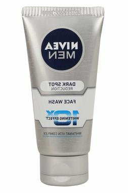Nivea Men Dark Spot Reduction Face Wash 10x Whitening Effect