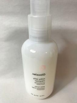 Glossier Milky Jelly Cleanser Conditioning Face Wash 6 Oz/17