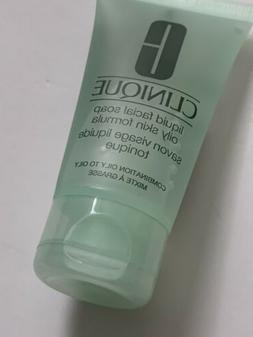 Mini Combination Oily To Oily Clinique Liquid Facial Soap 1o