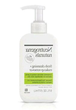 Neutrogena Naturals Fresh Cleansing Daily Face Wash + Makeup