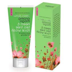 neem and tea tree face wash 100
