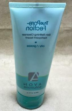 NEW SEALED AVON TRUE PORE-FECTION SKIN REFINING CLEANSER for