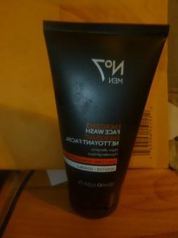 No7 Men Energising Face Wash Sensitive Daily Care by Boots 1