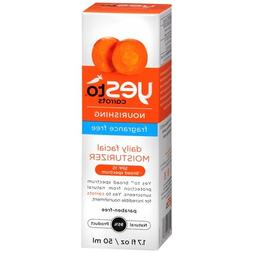 Yes to Carrots Nourishing Daily Facial Moisturizer SPF 15, F