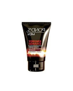 Ponds's Men Energy Charge Face Wash For Cooling Menthol&Coff