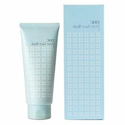 DHC Pore Face Wash 4.2 oz. Net wt., includes 4 free samples