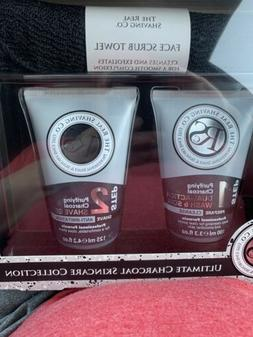 Purifying Charcoal Deep Clean FACE WASH & SHAVE GEL by The R