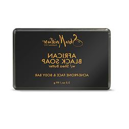 SheaMoisture African Black Soap | Acne Prone Face & Body Bar