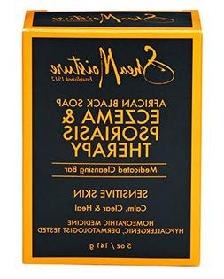 SheaMoisture's African Black Soap Eczema & Psoriasis Therapy