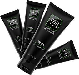 Tiege Hanley Men's Skin Care System - Level 1 Grooming Alpha