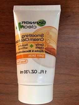 Garnier Skin and Hair Care Clean and Smoothing Cream Cleanse