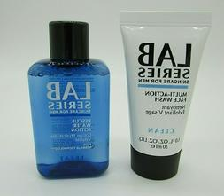 Lab Series Skincare Multi-Action Face Wash & Rescue Water Lo