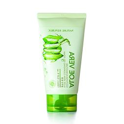 Nature Republic Soothing & Moisture Aloe Vera 80% Cleansing