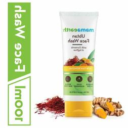 Mamaearth Ubtan Natural Face Wash for Dry Skin 100ml