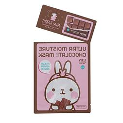 Mini Rabbit Ultra Moisture Chocolate Cream Foam Cleanser 2ml