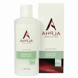 Alpha Skin Care USA Refreshing Face Wash Gentle AHA Cleanser